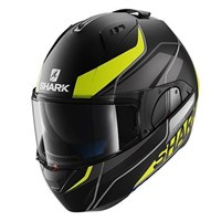 Shark Evo-One Krono helmet in black / yellow