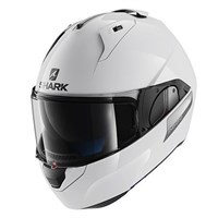 Shark Evo-One Blank White Helmet