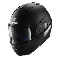 Shark Evo-One Blank helmet in matt black