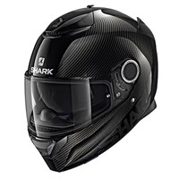 Shark Spartan Carbon Skin helmet in black