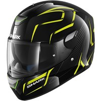 Shark Skwal Flynn Black/Yellow Helmet