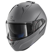 Shark Evo-One 2 Blank helmet in matt grey