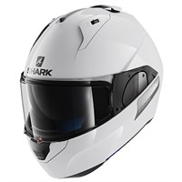 Shark Evo-One 2 Blank helmet in white