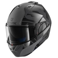 Shark Evo-One 2 Lithion helmet in dual black