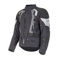 Stadler Supervent 3 jacket in black / grey