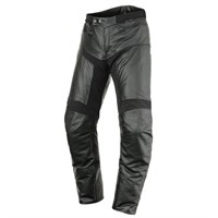 Scott Tourance Leather trousers in black