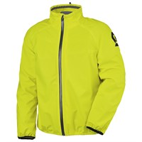 Scott Ergo Pro DP ladies waterproof jacket in hi-vis
