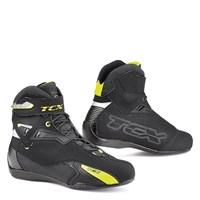 TCX Rush Waterproof boots in black / yellow