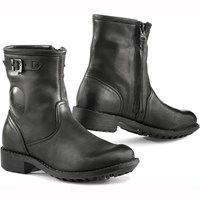 TCX ladies Biker Waterproof boots in black