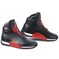 TCX Urbanner Gore-Tex boots in black / red