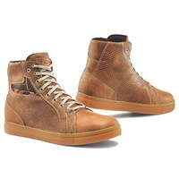 TCX Street Ace Air Native Leather boots in tan/ gum