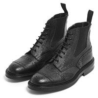 Tricker's Elis boot in black