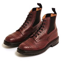 Tricker's Elis boot in brown