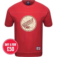 Retro Legends The Wing T-Sweat Red