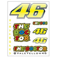 Rossi Small Sticker Set