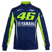 Rossi 2017 Yamaha Zip SweaT-shirt