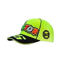 Rossi 2017 The Doctor Cap Yellow