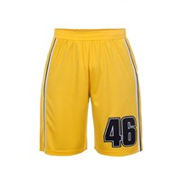 Rossi 46 Yellow Bermuda Shorts