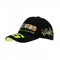 Rossi 2018 Classic The Doctor Cap Black