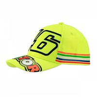 Rossi 2018 Kids The Doctor Cap Yellow