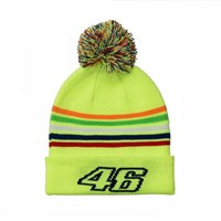 Rossi 2018 Kids Beanie Hat Yellow