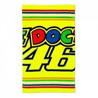 Rossi 2018 The Doctor Beach Towel Yellow