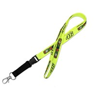 Rossi 2018 The Doctor Lanyard Yellow