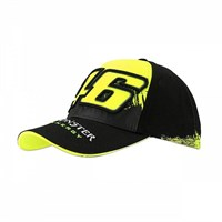 Rossi 2018 Monster Cap Black/Yellow