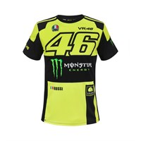Rossi 2018 Monster Replica T-shirt