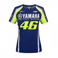 Rossi 2018 Yamaha Ladies T-Shirt