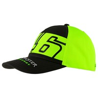 Valentino Rossi VR46 2020 Monster cap in black and yellow