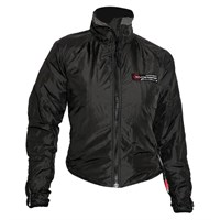 Warm & Safe Ladies Heated Jacket Liner in black