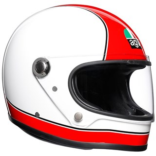 AGV X3000 Super AGV Red/White helmet L