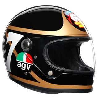 AGV X3000 BARRY SHEENE L