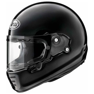 Arai Rapide helmet in black M