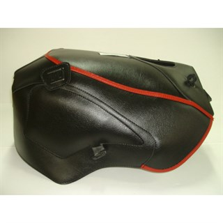 Bagster Tank cover 1000 GTR - black / red