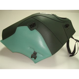Bagster Tank cover TRANSALP XLV 600 - dark green / sea green