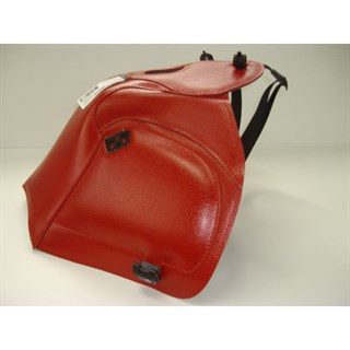 Bagster Tank cover NX 650 DOMINATOR - red