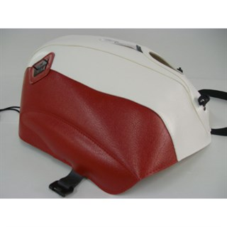 Bagster Tank cover CBR 1000 - white / red