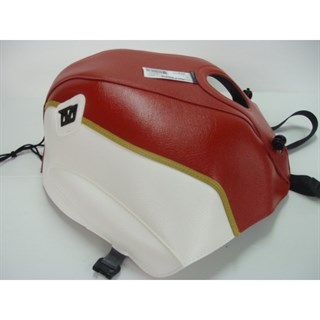 Bagster Tank cover CBR 1000 - red / white / gold