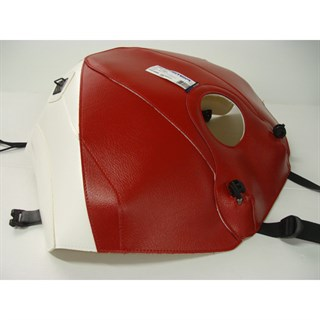 Bagster Tank cover CBR 1000 - red / white