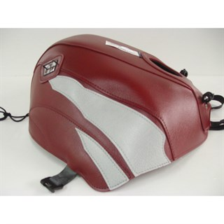 Bagster Tank cover CBR 1000 - light claret / light grey