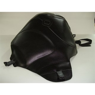 Bagster Tank cover XTZ 750 SUPER TENERE - black / steel grey