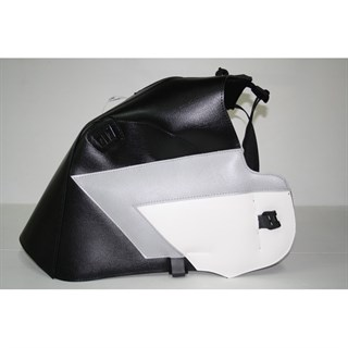 Bagster Tank cover XRV 750 AFRICA TWIN - black / light grey / white