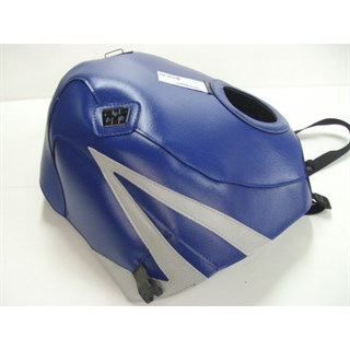Bagster Tank cover ZZR 1100 - blue / light grey Z
