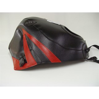Bagster Tank cover ZZR 1100 - black / red Z