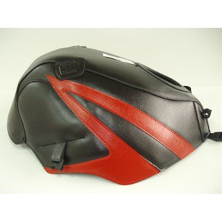 Bagster Tank cover ZZR 600 - black / red Z