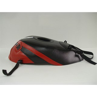 Bagster Tank cover GSX 1100R - black / red / black