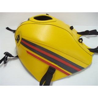 Bagster Tank cover TDM 850 - yellow / anthracite / red