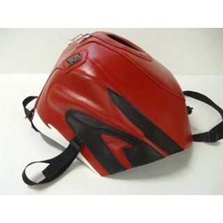 Bagster Tank cover CBR 600F - red / black / white